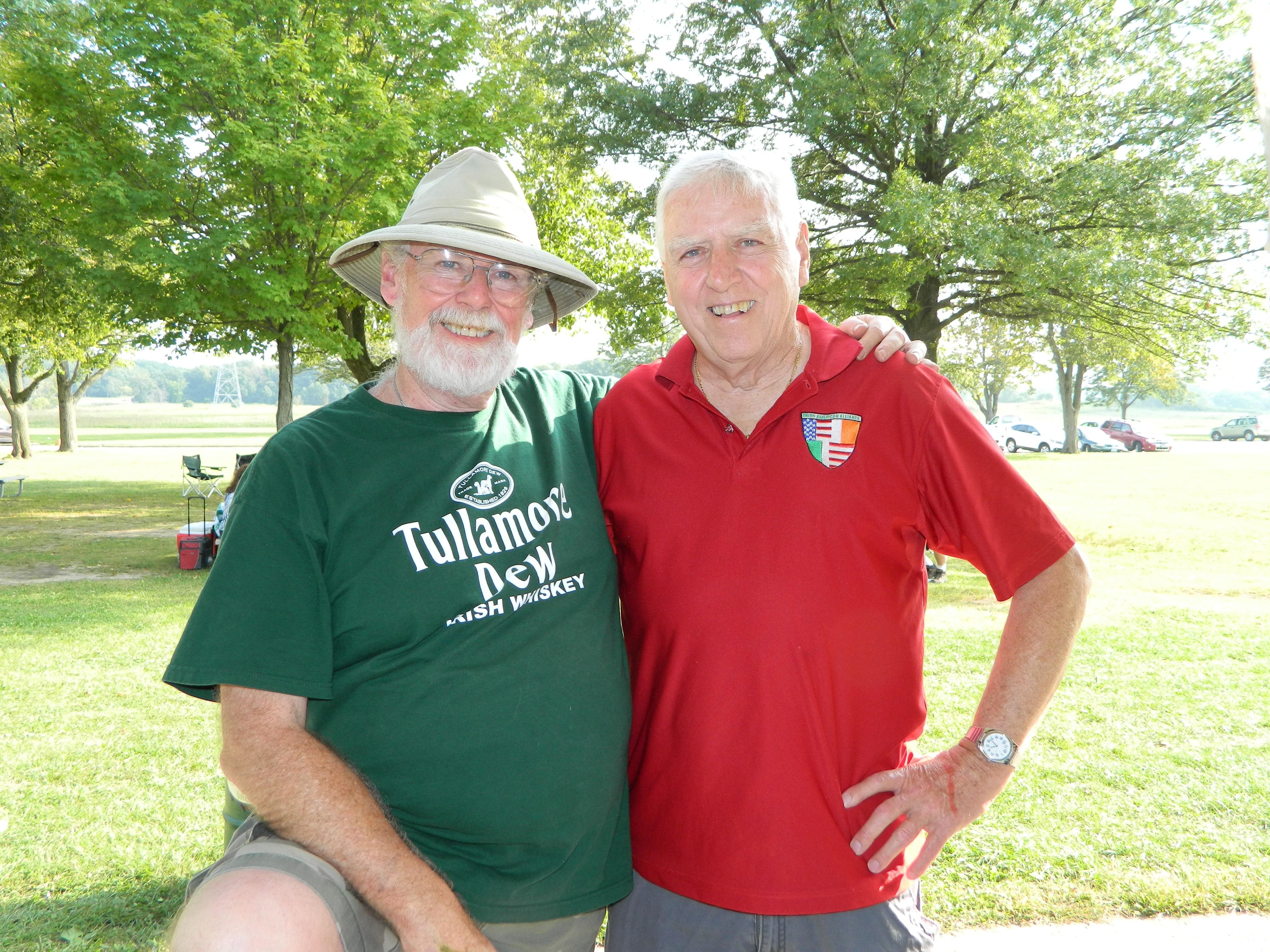 John Brogan & Jim O'Reilly